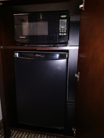 Mini-Refrigerator | Best Western Plus Dayton Hotel & Suites