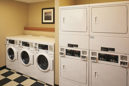 Laundry Room | Towneplace Suites by Marriott Saginaw