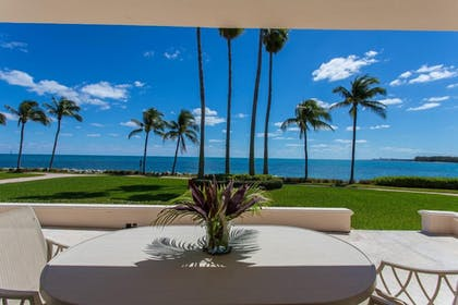 View from Room | Provident Luxury Suites Fisher Island