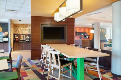 Snack Bar | Fairfield Inn & Suites DuBois