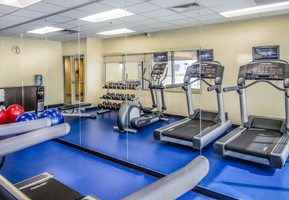 Fitness Facility | Fairfield Inn & Suites DuBois