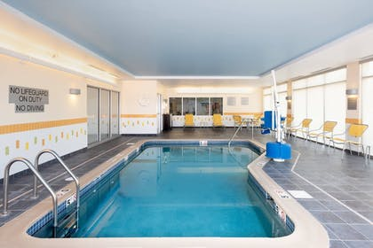 Sports Facility | Fairfield Inn & Suites DuBois
