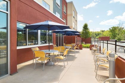 Outdoor Dining | Fairfield Inn & Suites DuBois