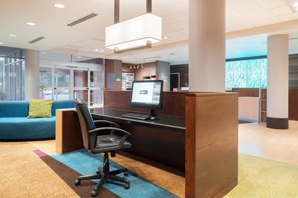 Business Center | Fairfield Inn & Suites DuBois