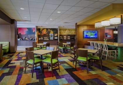 Restaurant | Fairfield Inn & Suites DuBois