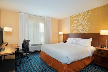 Guestroom | Fairfield Inn & Suites DuBois