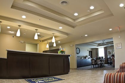 Reception | MainStay Suites