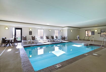Pool   Comfort Suites and Conference Center