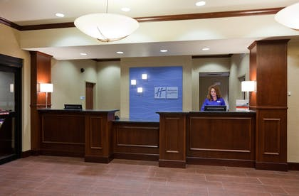Hotel Interior | Holiday Inn Express Hotel & Suites Minneapolis SW - Shakopee