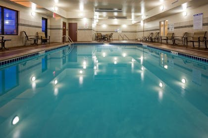 Pool | Holiday Inn Express Hotel & Suites Minneapolis SW - Shakopee