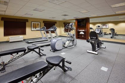 Fitness Facility | Holiday Inn Express Hotel & Suites Minneapolis SW - Shakopee