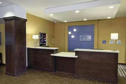Lobby | Holiday Inn Express & Suites Colorado Springs First & Main