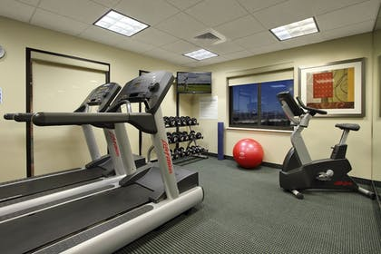 Fitness Facility | Holiday Inn Express & Suites Colorado Springs First & Main