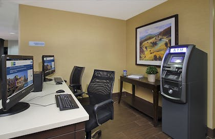 Business Center | Holiday Inn Express & Suites Colorado Springs First & Main