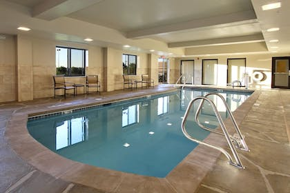 Indoor Pool | Holiday Inn Express & Suites Colorado Springs First & Main