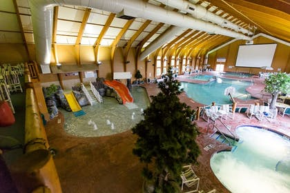 Waterslide | Cranberry Country Lodge