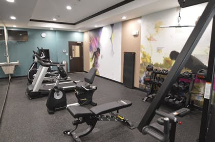 Fitness Facility | Best Western Plus Longhorn Inn & Suites