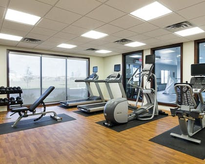 Fitness Facility | Comfort Suites Medical Center