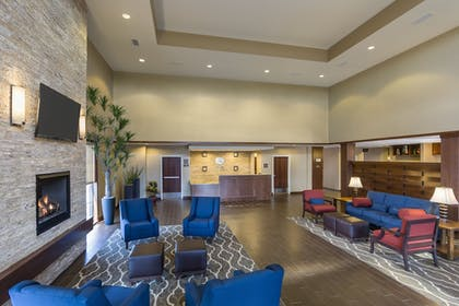 Lobby Sitting Area | Comfort Suites Medical Center