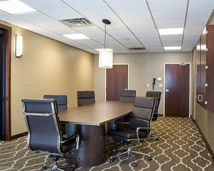 Meeting Facility | Comfort Suites Medical Center