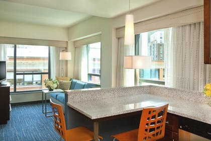 Guestroom View | Residence Inn by Marriott Boston Back Bay/Fenway