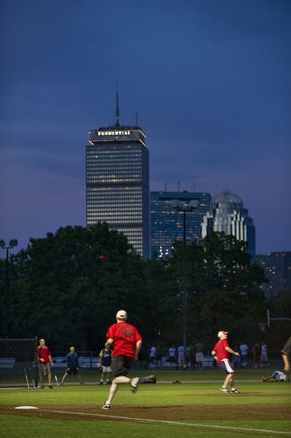 Sports Facility | Residence Inn by Marriott Boston Back Bay/Fenway