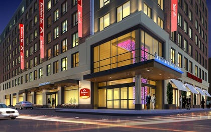 Hotel Front | Residence Inn by Marriott Boston Back Bay/Fenway