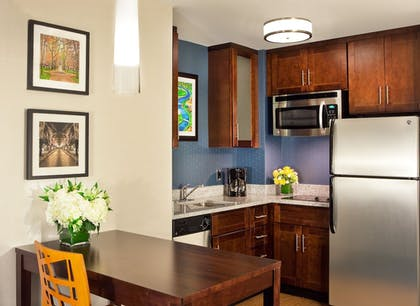 In-Room Kitchen | Residence Inn by Marriott Boston Back Bay/Fenway