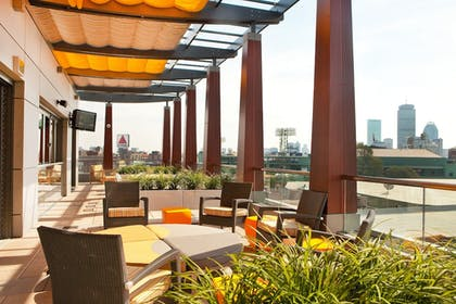 Terrace/Patio | Residence Inn by Marriott Boston Back Bay/Fenway