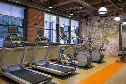 Fitness Facility | Residence Inn by Marriott Boston Downtown/Seaport