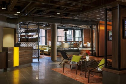 Lobby | Residence Inn by Marriott Boston Downtown/Seaport