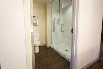 Bathroom | Residence Inn by Marriott Boston Downtown/Seaport