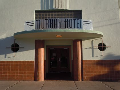 Hotel Front | Murray Hotel