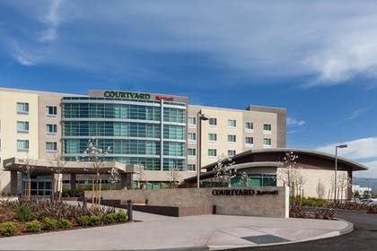 Hotel Front | Courtyard by Marriott San Jose North/Silicon Valley