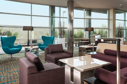 Lobby | Courtyard by Marriott San Jose North/Silicon Valley