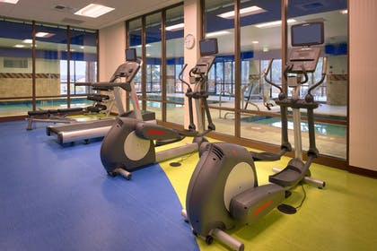 Sports Facility | SpringHill Suites by Marriott Coeur d'Alene