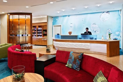 Lobby   SpringHill Suites Pensacola