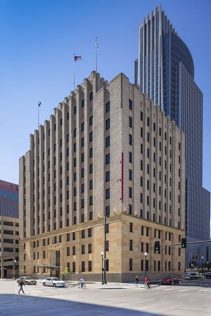 Hotel Front | Residence Inn by Marriott Omaha Downtown/Old Market Area