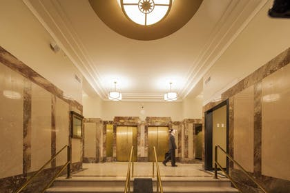 Lobby | Residence Inn by Marriott Omaha Downtown/Old Market Area