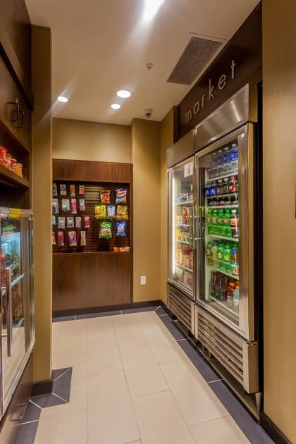 Vending Machine | Residence Inn by Marriott Omaha Downtown/Old Market Area