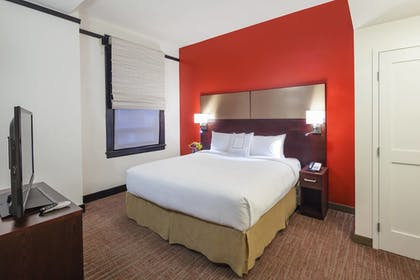 Guestroom | Residence Inn by Marriott Omaha Downtown/Old Market Area