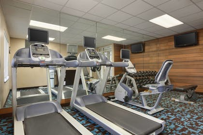 Sports Facility | Fairfield Inn & Suites by Marriott Smithfield Selma/I-95