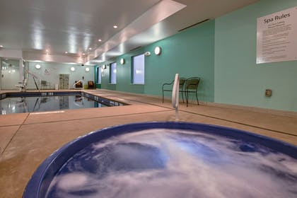 Pool | Holiday Inn Express Hotel & Suites, Carlisle-Harrisburg Area