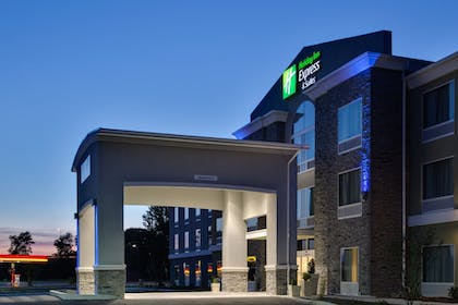 Exterior | Holiday Inn Express Hotel & Suites, Carlisle-Harrisburg Area