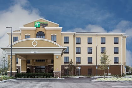 |  | Holiday Inn Express & Suites Orlando East - UCF Area