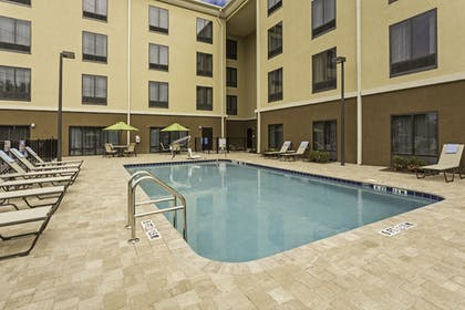 Pool |  | Holiday Inn Express & Suites Orlando East - UCF Area