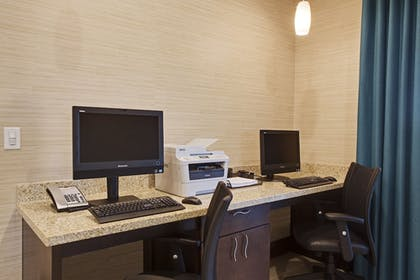 Business Center |  | Holiday Inn Express & Suites Orlando East - UCF Area