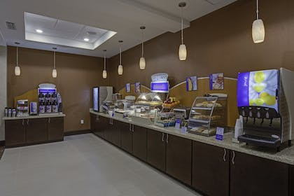 Restaurant |  | Holiday Inn Express & Suites Orlando East - UCF Area