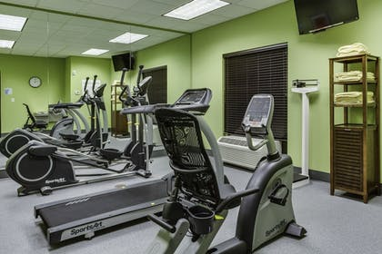 Fitness Facility |  | Holiday Inn Express & Suites Orlando East - UCF Area