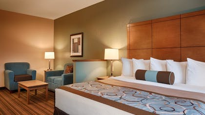 Guestroom | Best Western Plus Seminole Hotel & Suites